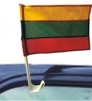 Automobilinės vėliavėlės