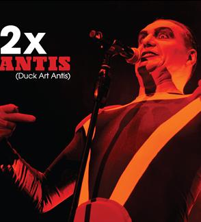 "Antis – ""2xANTIS"" 2CD+DVD, 2013"