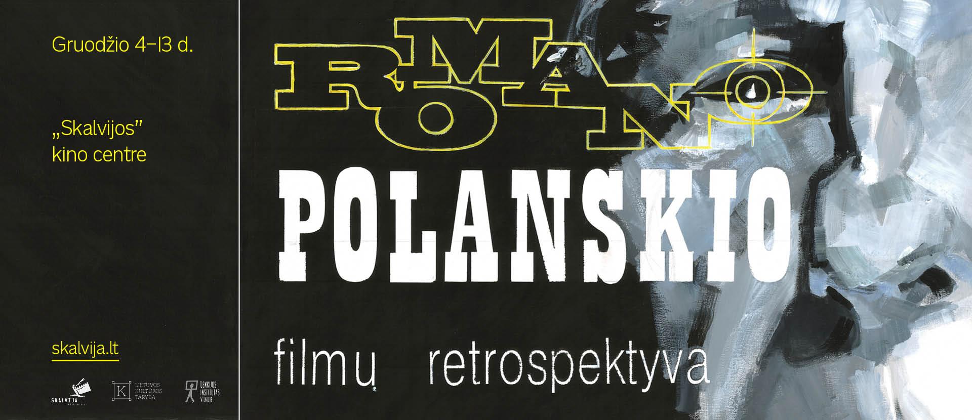 Romano Polanskio retrospektyva
