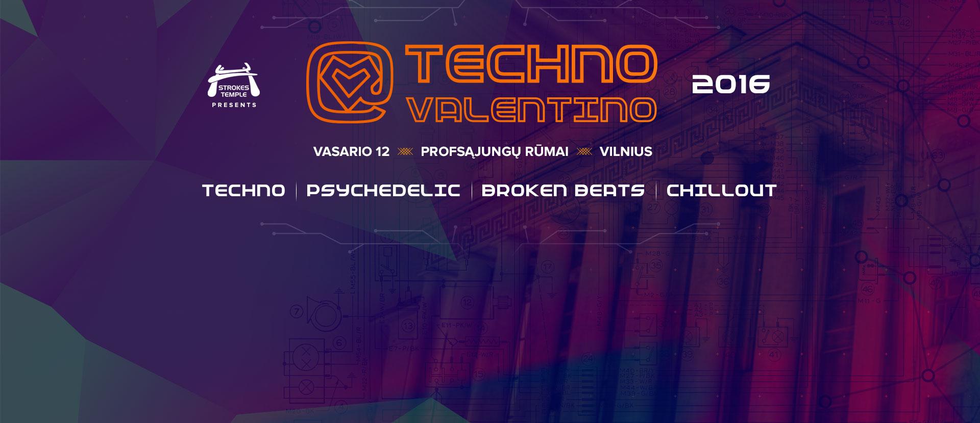 Techno Valentino