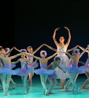 """Vilniaus choreografijos mokyklos """"Nuotaika"""" koncertas"""