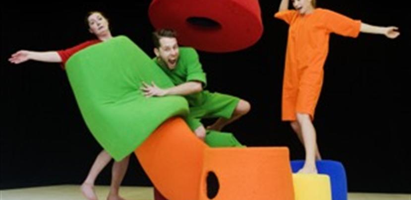 Spektakliai vaikams iki 3 metu
