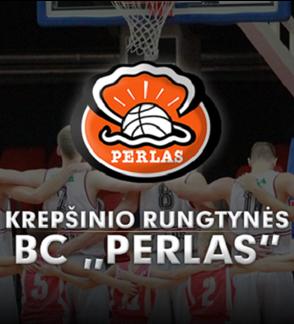 """BC """"Perlas"""" krepšinio rungtynės"""
