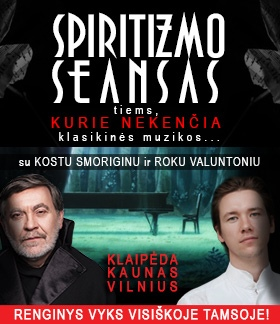 spiritizmo seansas