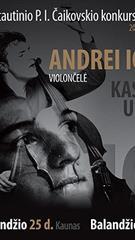 Violončelininkas Andrei Ionita