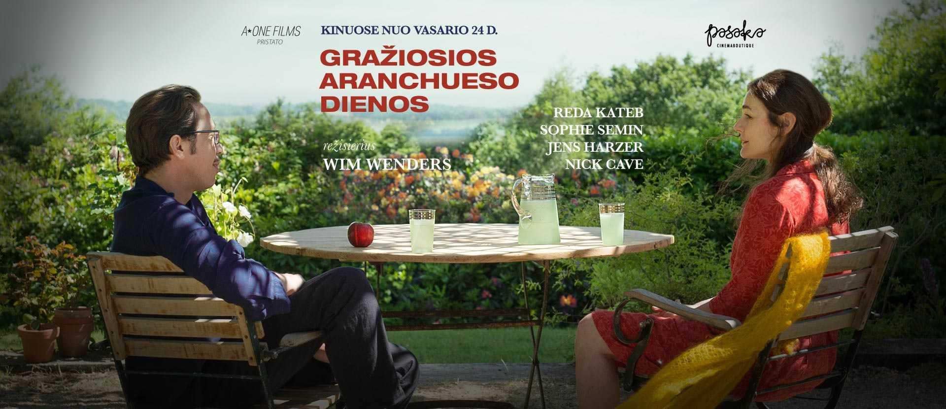 Gražiosios Aranchueso dienos