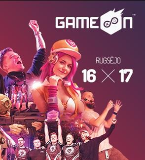 GameOn - games expo and show