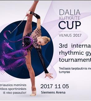 Dalia Kutkaitė Cup Vilnius 2017