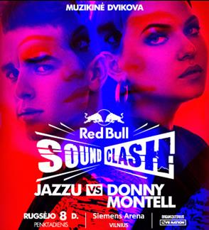 RED BULL SOUND CLASH: JAZZU vs DONNY MONTEL