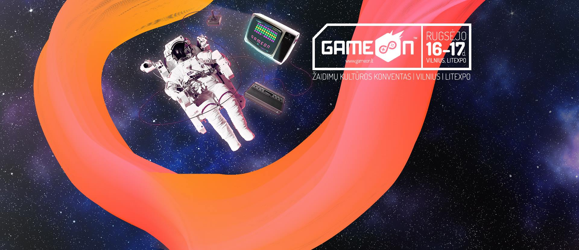 GameOn – žaidimų kultūros renginys