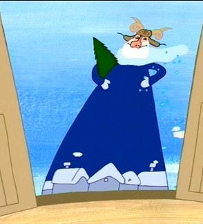 """Trumpametražių animacinių filmų programa vaikams """"Kalėdinis Tindirindis"""" (Skalvija)"""