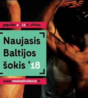 NAUJASIS BALTIJOS ŠOKIS '18 PROGRAMA