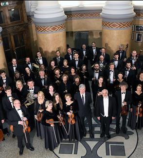 Motinos dienai skirtas orkestro muzikos koncertas