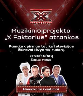 X faktorius