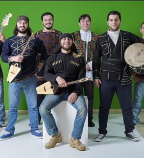 Bani Folk Band - Sakartvelo ugnis (Sakartvelo / Gruzija)