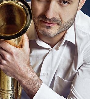 """""""ROMANTIC SAX""""/ JUOZAS KURAITIS (saksofonas)"""