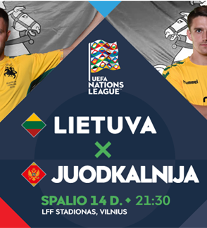 Nations League: Lithuania – Montenegro