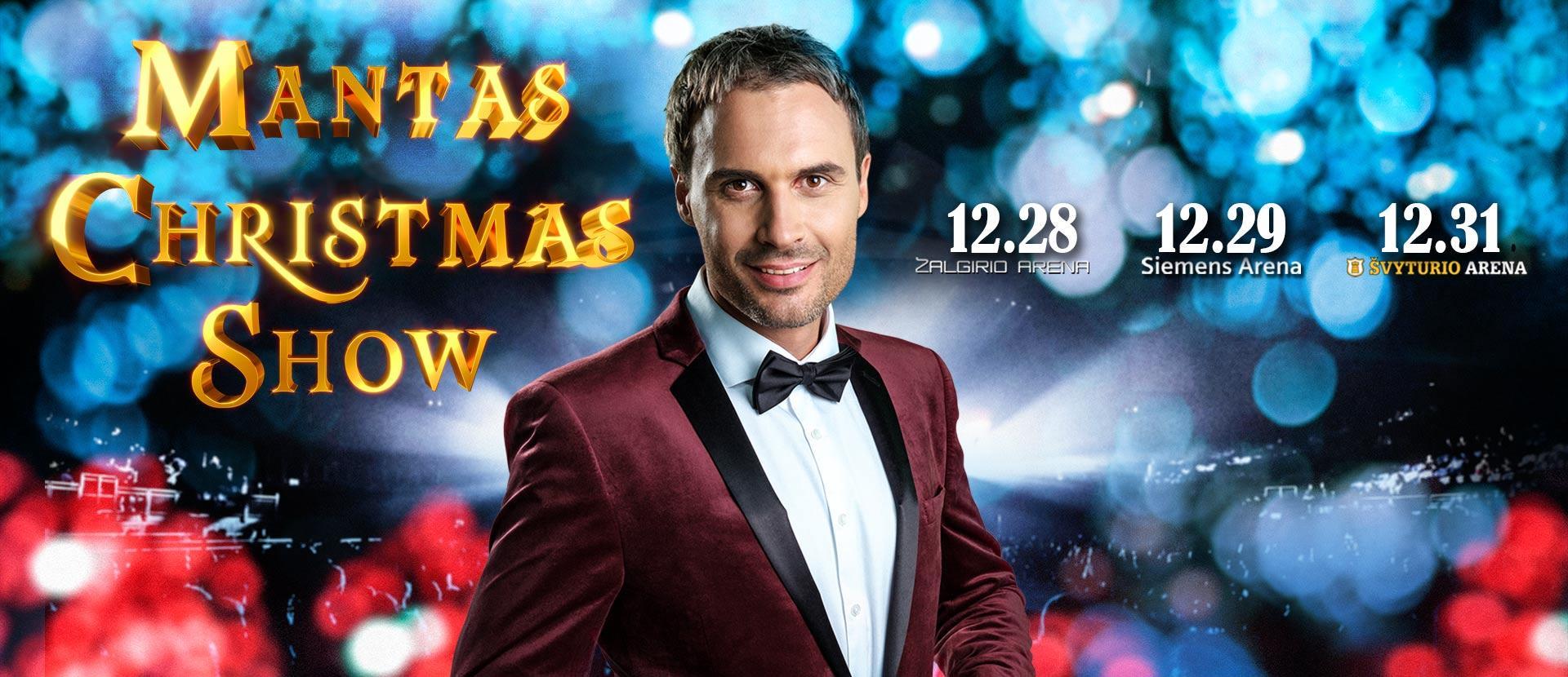 Mantas Christmas Show