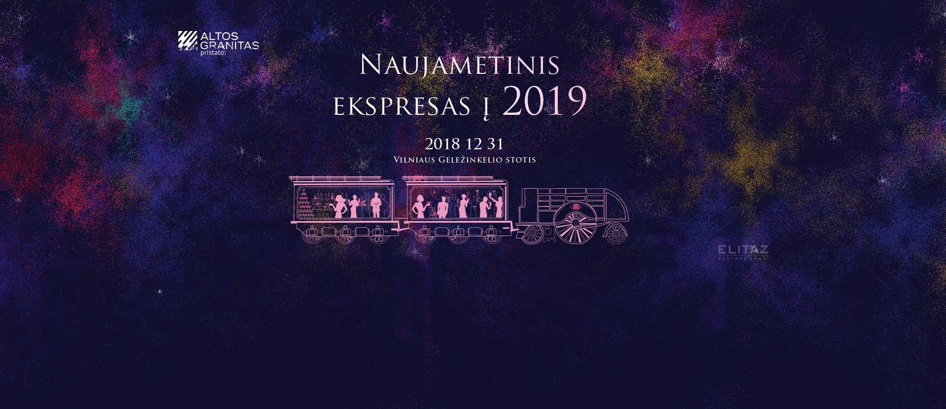 Ekspresas į 2019