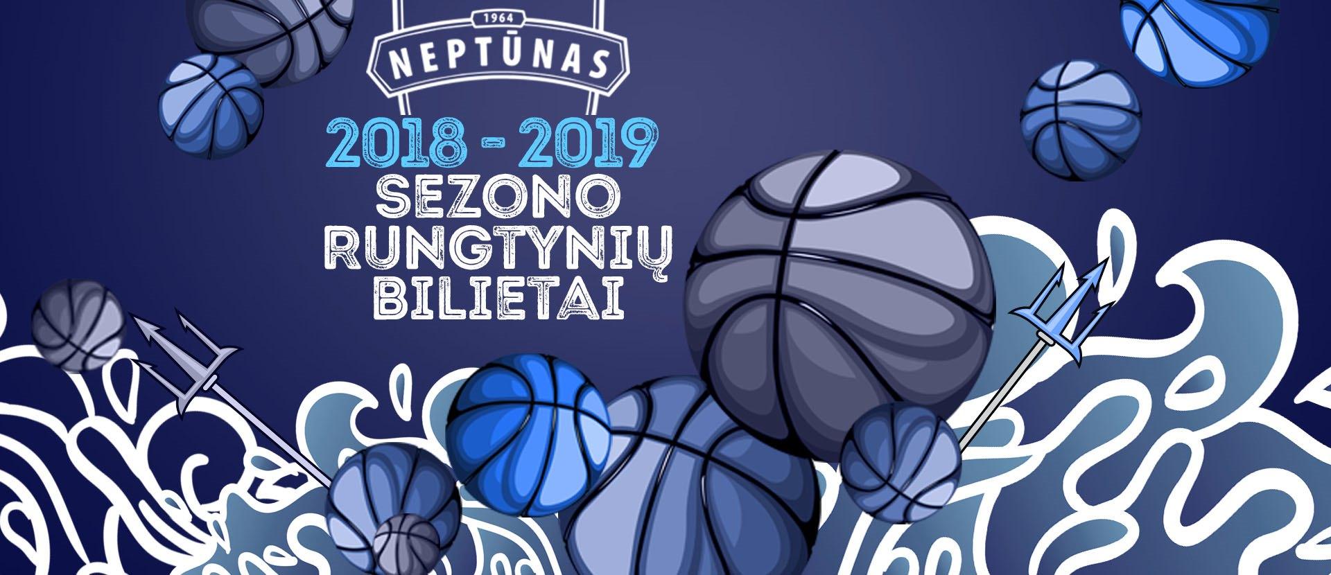 """Klaipėdos """"Neptūno"""" krepšinio rungtynės:"""