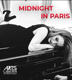 "French music concert ""Midnight in Paris"""