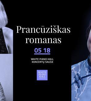 PRANCŪZIŠKAS ROMANAS / TALERKO / MIKLOVIENĖ / MAČYS
