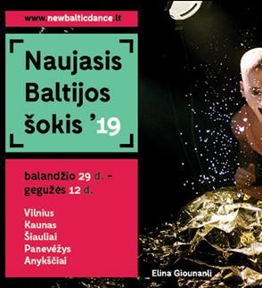 Naujasis Baltijos šokis'19 | PROGRAMA