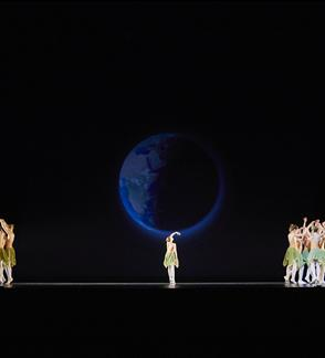 "Baleto mokyklos spektaklis ""Stichijos"""