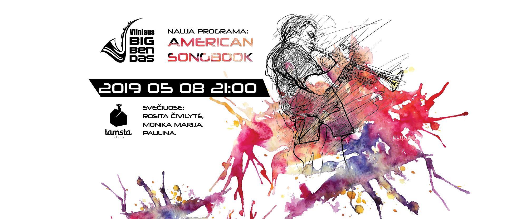 Vilniaus Bigbendas: American Songbook
