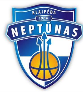 """Klaipėdos """"Neptūno"""" marškinėliai su 2019/2020 m. sezono abonementu"""
