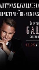 Šventinis Martyno Kavaliausko GALA koncertas