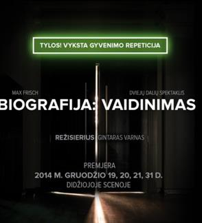 BIOGRAPHY: A  PLAY ACTING (Directed by G. Varnas)