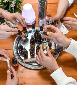 Parfumery workshop