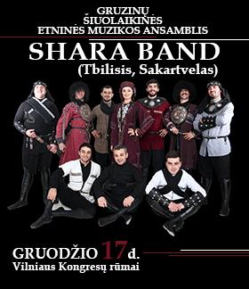 shara band