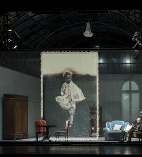 Premiere! Youth theatre: AUSTERLITZ based on W. G. Sebald novel, Director Krystian Lupa