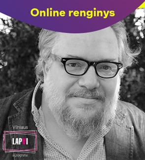 ONLINE: Evening with writer Mathias Énard
