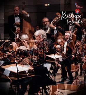 Kristupo festivalis: KARL JENKINS: SYMPHONIC ADIEMUS