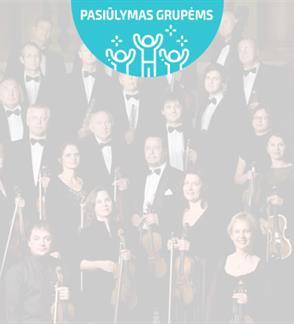 Pasiūlymai grupėms: XXVI Pažaislio muzikos festivalis SU GIMTADIENIU, ASTOR PIAZZOLLA!